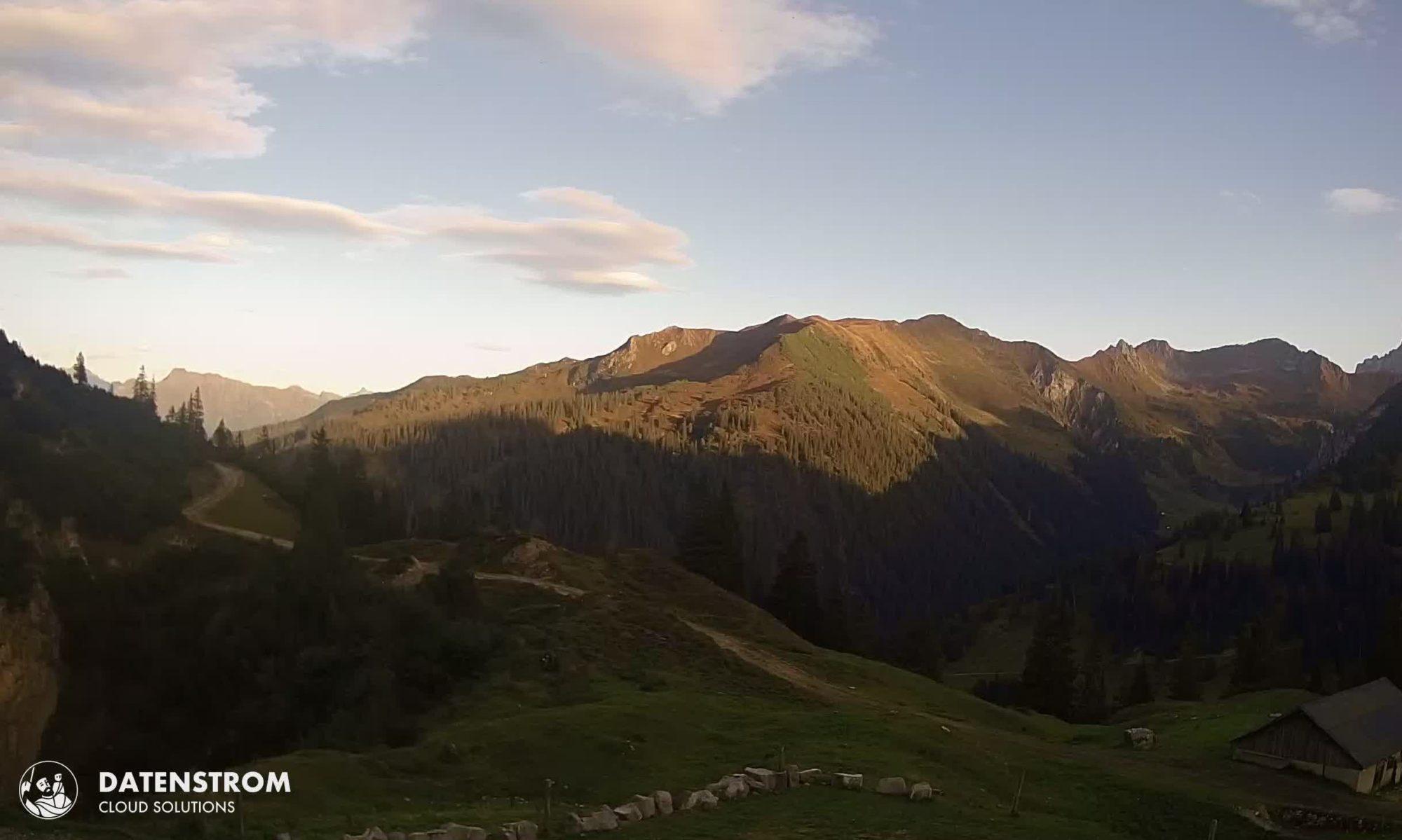 Beeindruckende EInblicke in entlegene Regionen Vorarlbergs